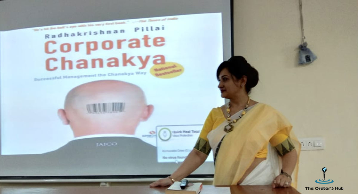Educative session on Chanakya Niti