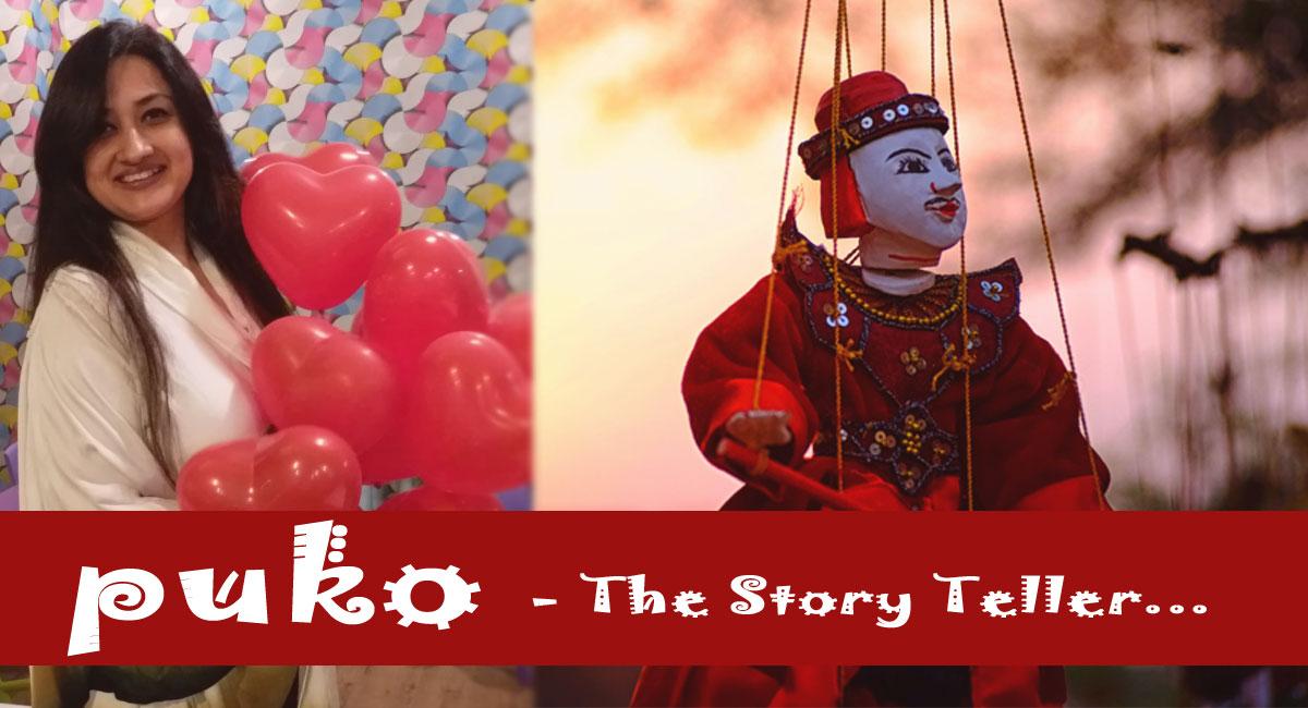 PUKO -The Story Teller